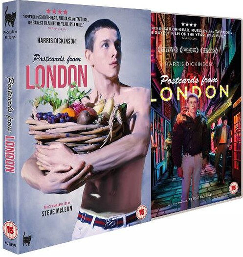 Postcards From London - Harris Dickinson - LGBT