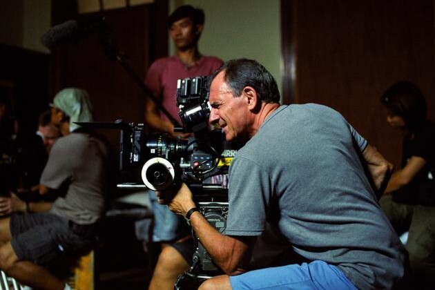 Larry Smith, DOP on Eyes Wide Shut, Barry Lyndon and The Shinning