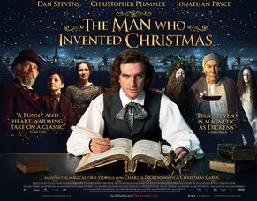 THE MAN WHO INVENTED CHRISTMAS Released On DVD & Digital