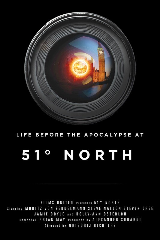 51° North film review - Mystery, SciFi, Astroids,