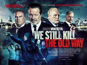 Steven Berkoff & Tony Denham Interview (2014) WE STILL KILL THE OLD WAY