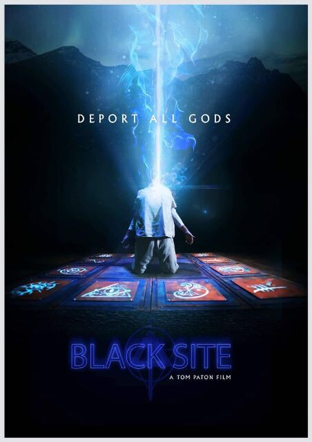 BLACK SITE - Tom Paton - Horror