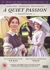 A QUITE PASSION Film Review & Trailer