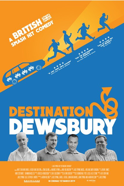 Destination Dewsbury - Jack Spring's road movie