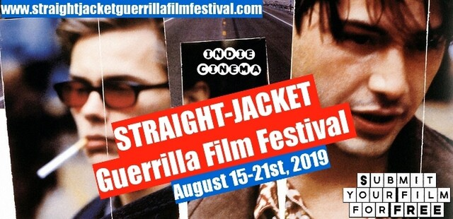 straight jacket guerrilla film festival