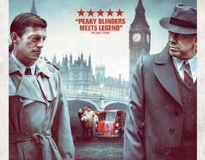 Andy Beckwith Talks British Gangster Film ONCE UPON A TIME IN LONDON.