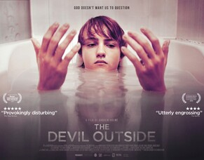 Andrew Hulme Talks About His British Film THE DEVIL OUTSIDE Ahead Of Its Digital Release.
