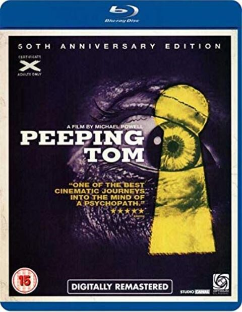 PEEPING TOM (1960) British Horror Films
