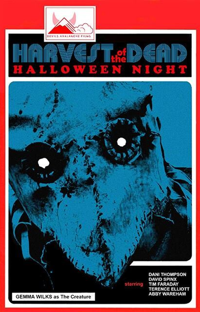​HARVEST OF THE DEAD - Halloween Night Film Poster