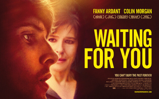 WAITING FOR YOU stars ​Colin Morgan & Fanny Ardant,​