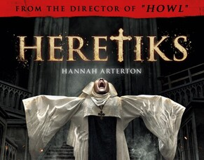 Exclusive: BritFlicks Goes BTS Of Paul Hyett's 17th Century Horror HERETIKS.
