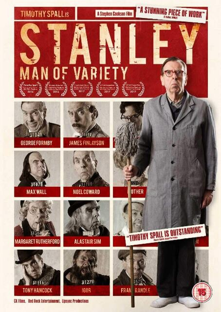 Stanley a Man of Variety = Timothy Spall