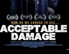 BritFlicks Reviews LAVINIA SIMINA's Urban Drama  ACCEPTABLE DAMAGE.