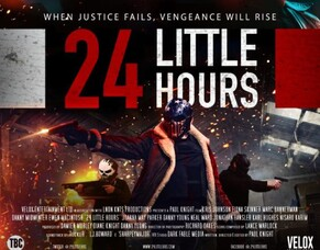 Kaleidoscope Picks Up Rights To Paul Knight's Revenge Movie 24 LITTLE HOURS.