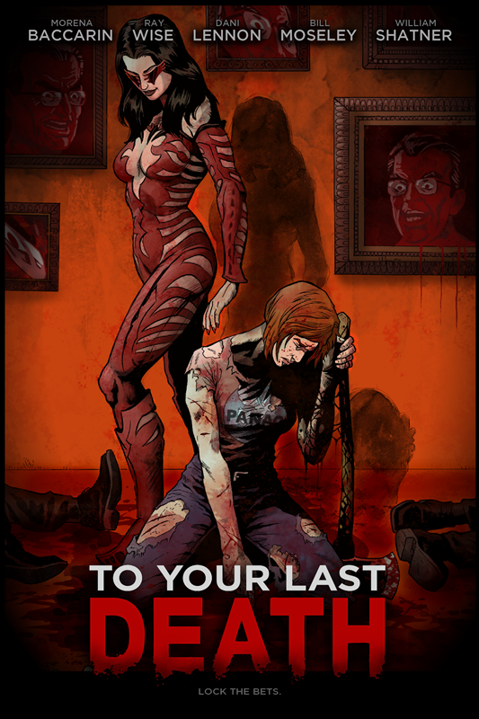 TO YOUR LAST DEATH - Film Poster