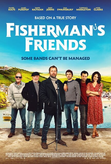 Fisherman;s Friends - Daniel Mays, Tuppence Middleton