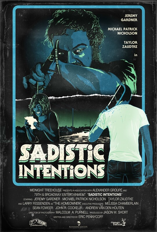 SADISTIC INTENTIONS - Eric Pennycoff