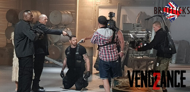 Vengeance 2 - Bentley Kalu, Vinnie Jones, Stu Bennett