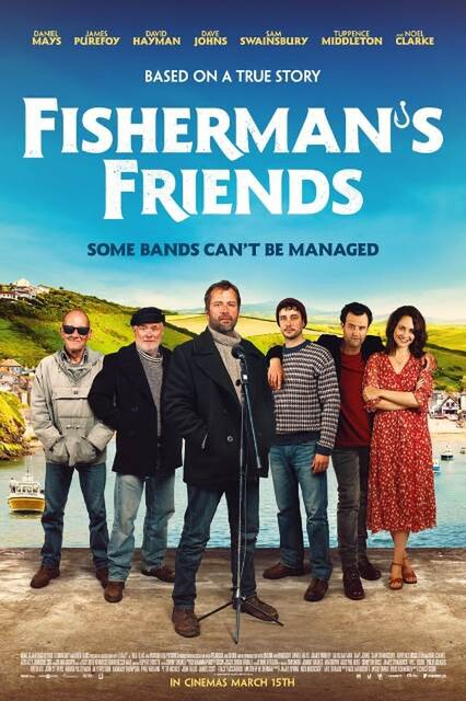 FISHERMAN'S FRIENDS - Film Review 2019
