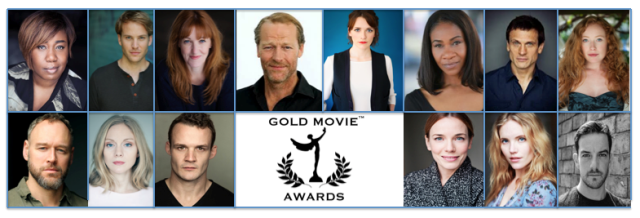 The Gold Movie Awards 2019 jury