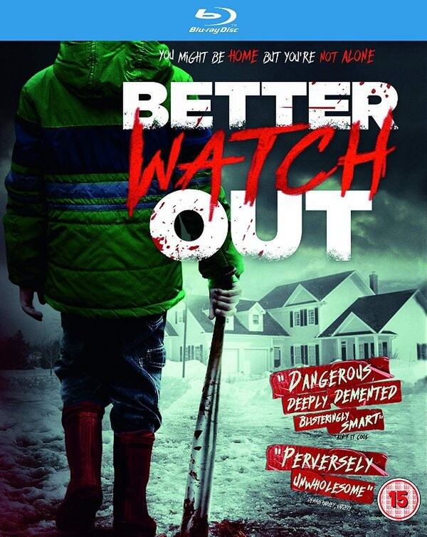 BETTER WATCH OUT film review- frightfest 2017