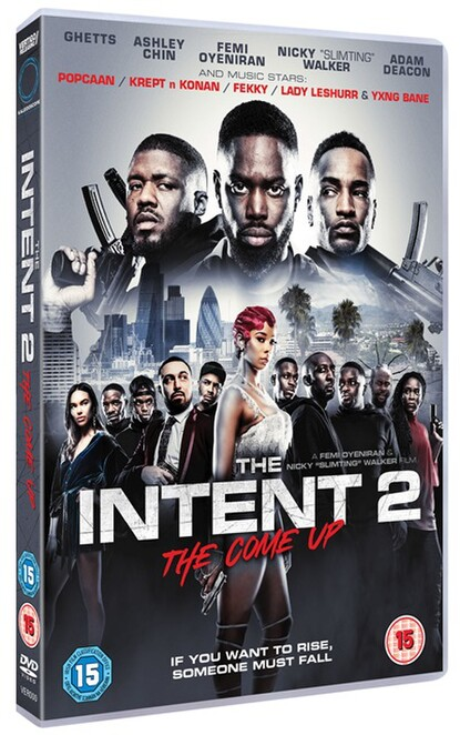 THE INTENT 2: THE COME UP - Yardie gangster film