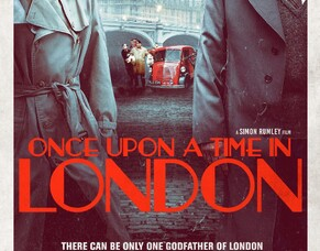 SIMON RUMLEY Talks About His British Gangster Film ONCE UPON A TIME IN LONDON On The BritFlicks Podcast.