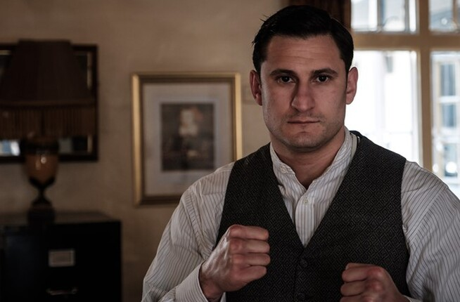 Josh Myers - British Gangster Film - ONCE UPON A TIME IN LONDON