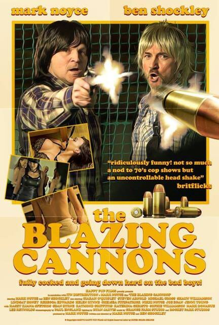 ​THE BLAZING CANNONS film review